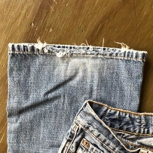 Lucky Brand Jeans - Lucky Brand dungarees by Gene Montesano